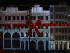 Inaugurazione 3D per l'H&M Store di Amsterdam