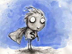 Scrivere una storia insieme a Tim Burton… su Twitter!