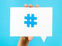 Hashtag: secondo approfondimento per l'uso di Twitter