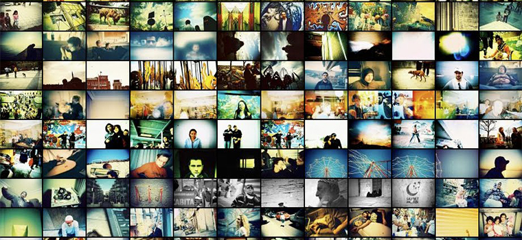 A Million Little Pictures