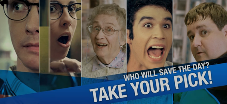 Viral Video: la pubblicità interattiva di Samsung