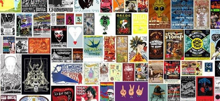 Italian Poster Rock Art – Intervista a Francesco Ciaponi
