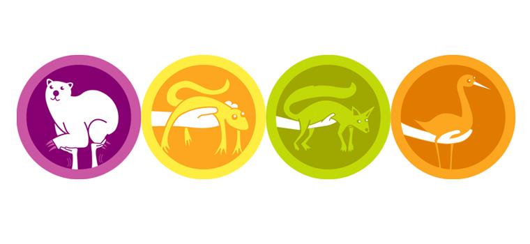 Health Month e l'onore al merito nei badge di Foursquare
