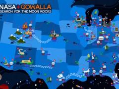 Partnership NASA e Gowalla: alla ricerca della Pietra Lunare