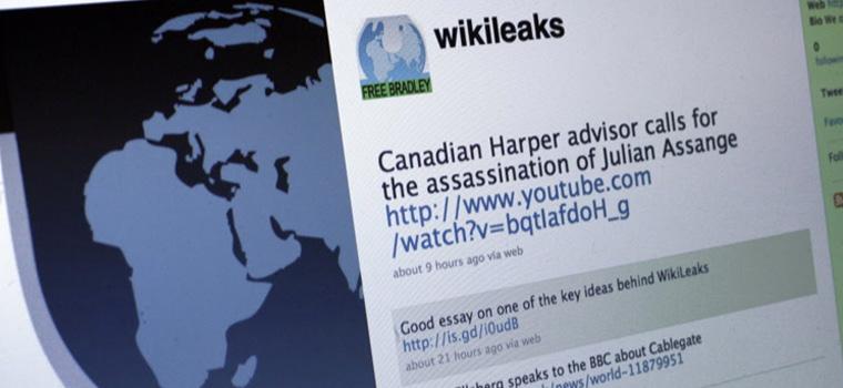 #wikileaks? No, #cablegate. La censura su Twitter?