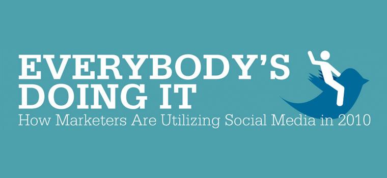Come il marketing ha usato i Social Media nel 2010
