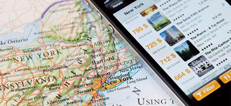 Dimmi dove ti tagghi e ti dico dove sei: il futuro del mobile travel