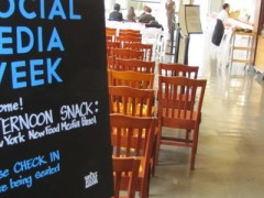 I due Panel di Dunter alla Social Media Week