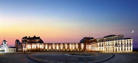 Raccontare i musei all'alba: alla Reggia di Venaria il primo #WakeUpMuseum