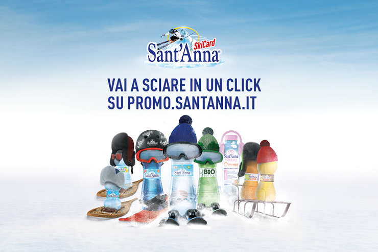 Acqua Sant'Anna SkiCard