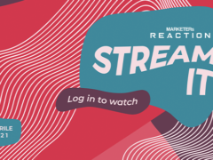 Dunter è Media Partner di MARKETERs Reaction 2021: Stream It – Log in to watch