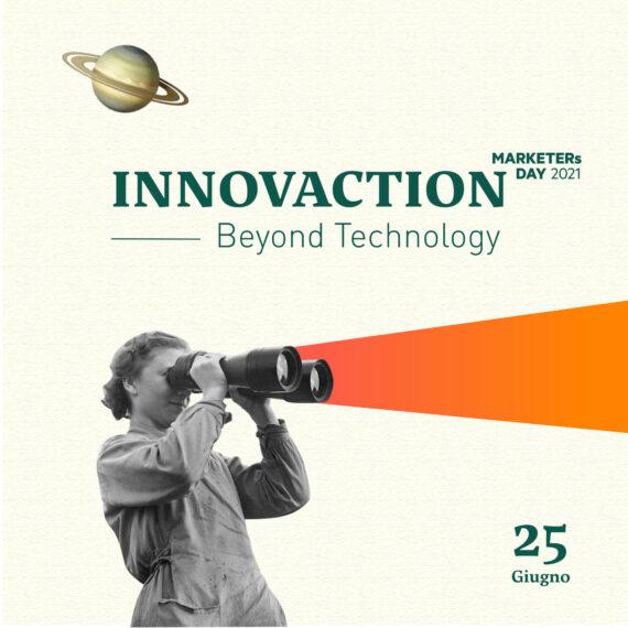 Dunter è Media Partner del MARKETERs Day 2021 | INNOVACTION – Beyond Technology